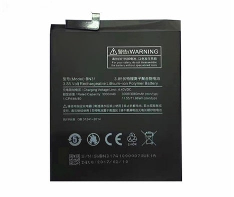 Xiaomi Mi A1 akkumulátor csere ár