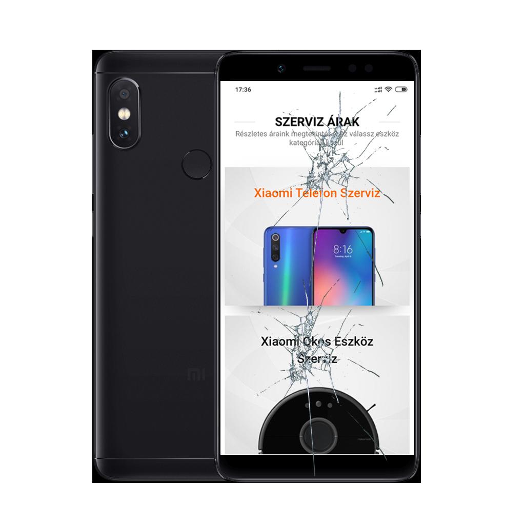 Xiaomi kijelző csere árlista