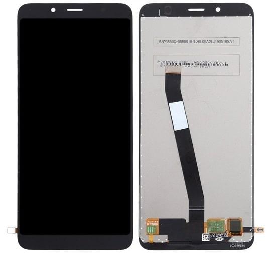 Xiaomi Redmi 7A kijelző csere ár