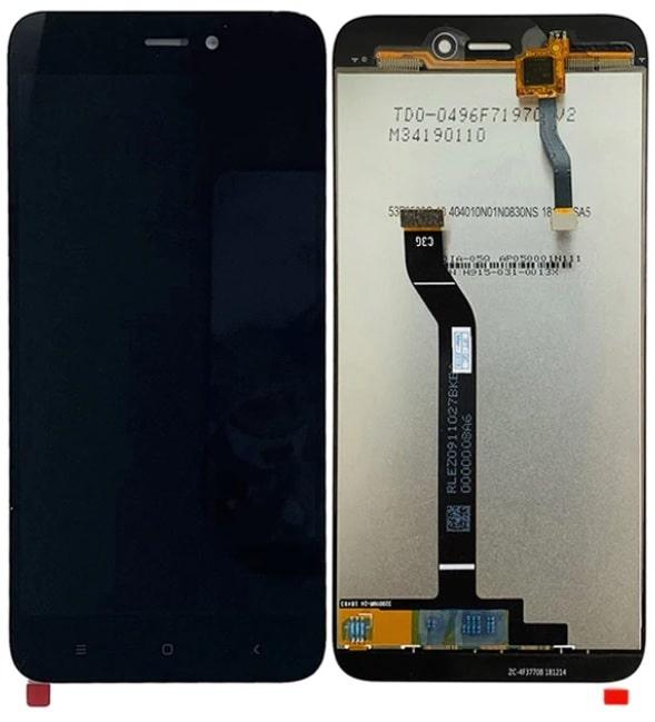 Xiaomi Redmi Go kijelző csere ár