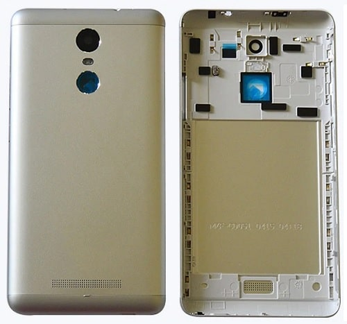 Xiaomi Redmi Note 3 hátlap csere ár