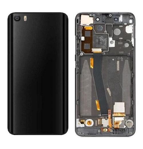 Xiaomi Mi 5 hátlap csere ár