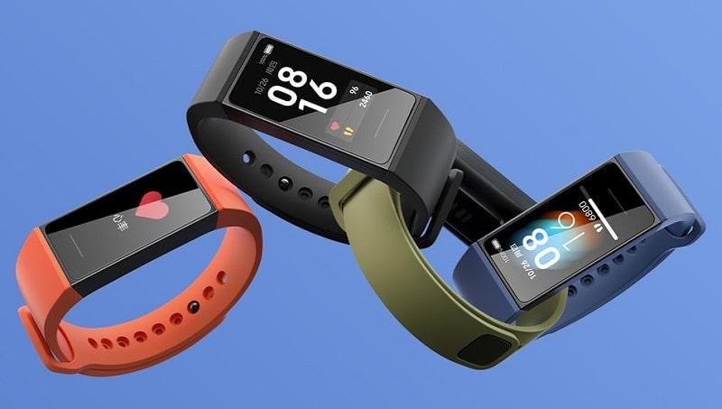 Olcsó és okos: bemutatkozott a Xiaomi Mi Smart Band 4C aktivitásmérő!