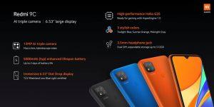 Nagyon olcsón érkezik Európába a belépő szintű Xiaomi Redmi 9A és a Redmi 9C