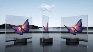 A Xiaomi piacra dobta a világ első átlátszó televízióját