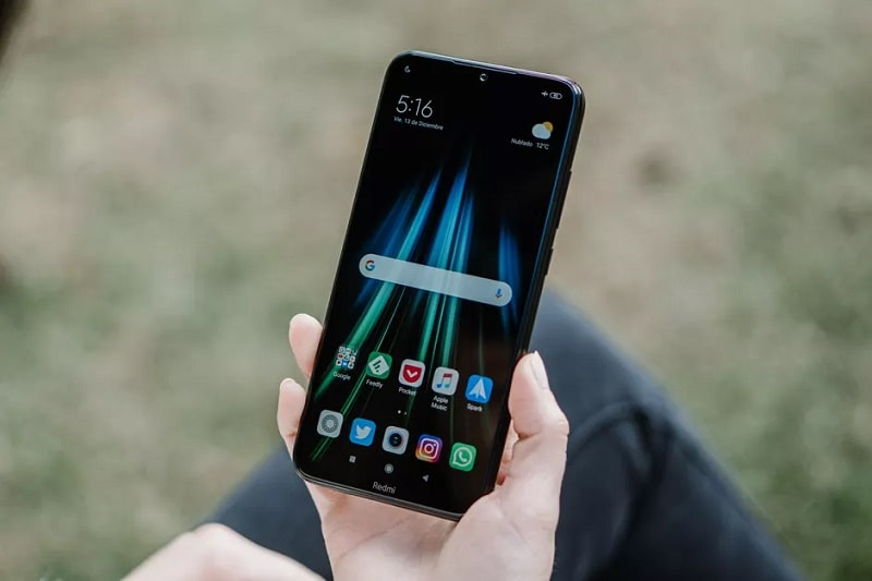 Xiaomi lassulás