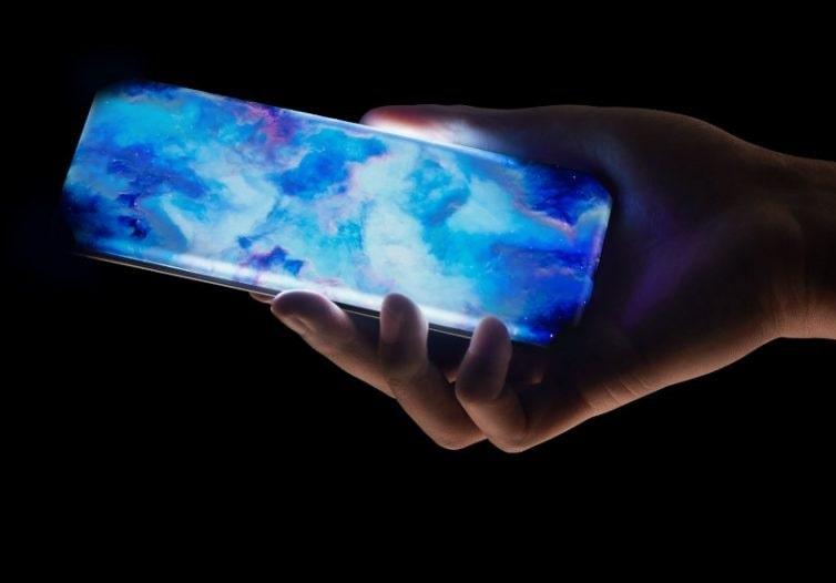 Nagyon izgalmas hajlított kijelzőt mutatott be a Xiaomi