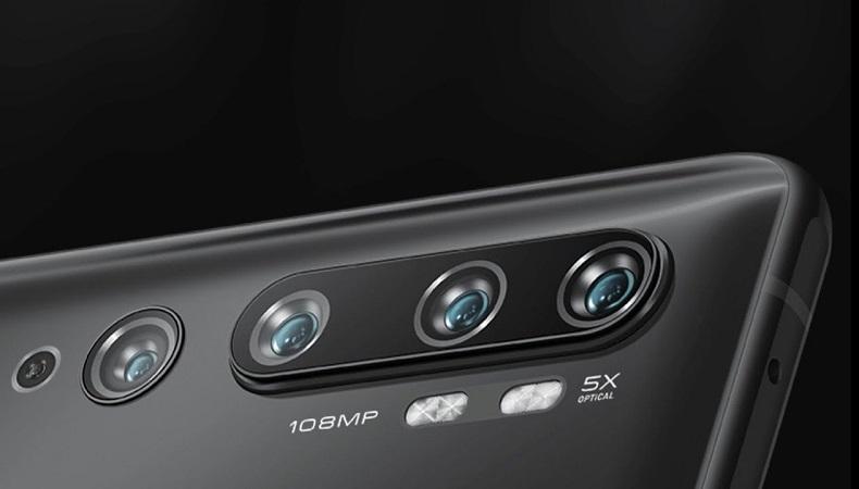 Xiaomi Redmi Note 10 termékcsalád kamera