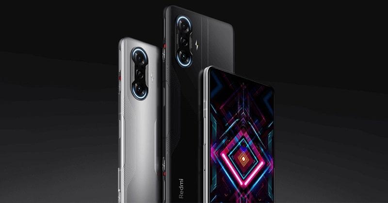 Nemcsak látványos, hanem erőteljes is lett a Xiaomi Redmi K40 gamer telefon