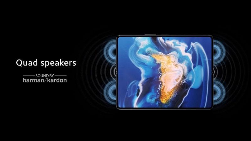 Xiaomi Mi Mix Fold hangszórók