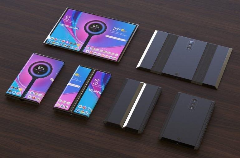 Hajlítható Xiaomi
